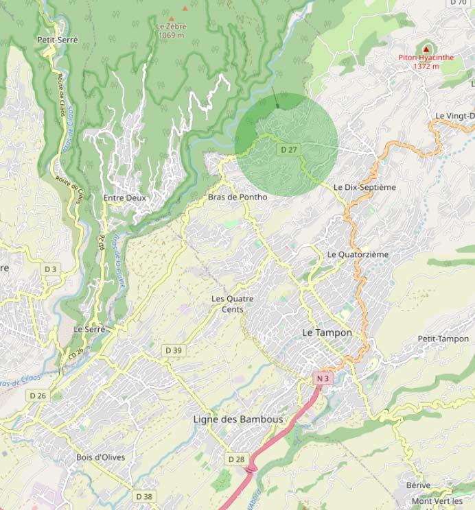 Le quartier de Pont d'Yves: Expansion et ruralité