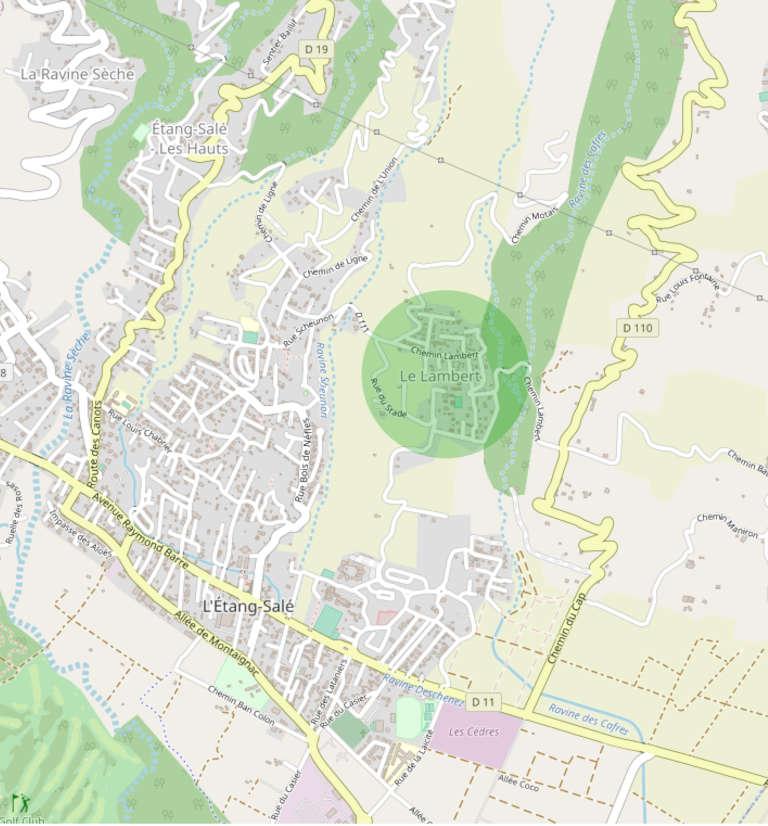 Le quartier Lambert : Un hameau agricole