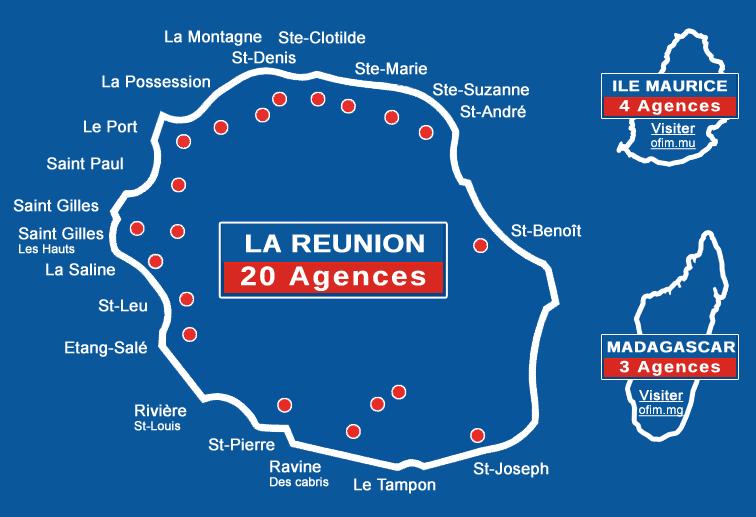 OFIM Immobilier Réunion 974