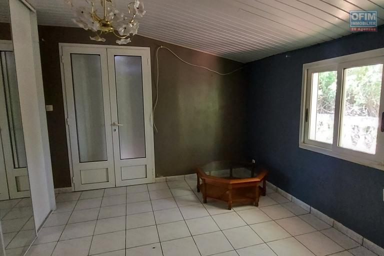 Maison F5 de 104 m2, terrain de 1643 m2