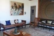 Grande villa + chalet tampon centre