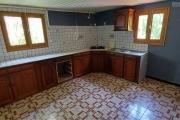 Maison F5 de 104 m2, terrain de 1643 m2 - Cuisine