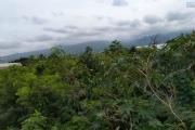 Terrain plat de 1270 M2 constructible avec très belle vue montagne