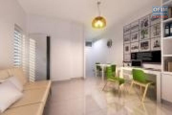 Appartements/Studio VEFA de 24.46 m² proche de l'université du Tampon, défiscalisation Pinel, LMNP ou Girardin IS.