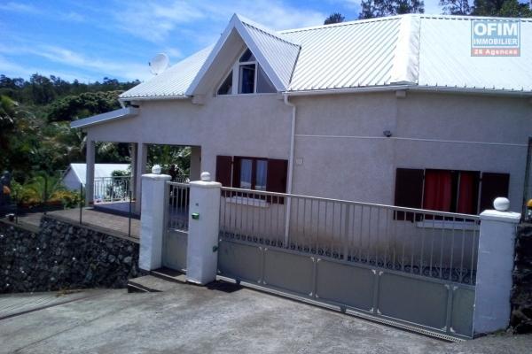 A vendre Villa T5/au calme d'un lotissement privé à La Montagne