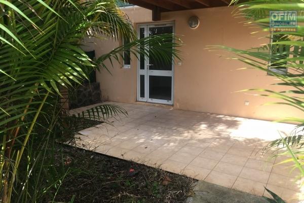 Exclusivité A vendre magnifique T2 dans la résidence sécurisée Surya Domenjob Sainte Clotilde