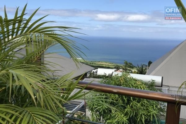 Villa d'architecte avec vue mer exceptionnel