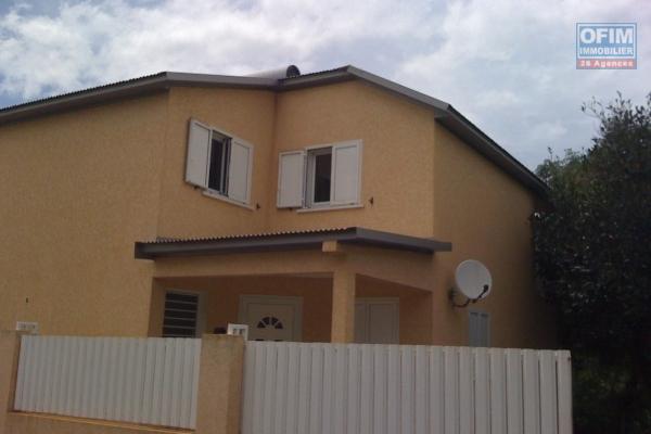 Charmante villa  de 100M2 sur terrain de 600M2