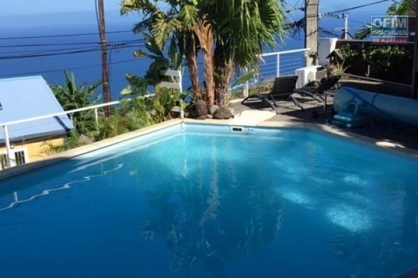 Vente Maison / Villa Vue OCEAN - Piton Saint Leu - Ile de la Réunion