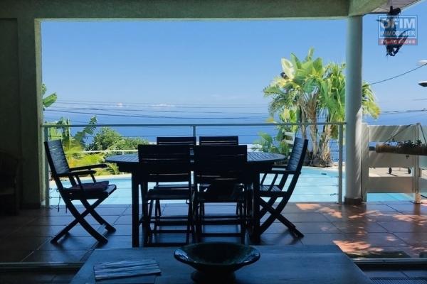 Vente Maison / Villa Magnifique vue OCEAN à Saint Leu
