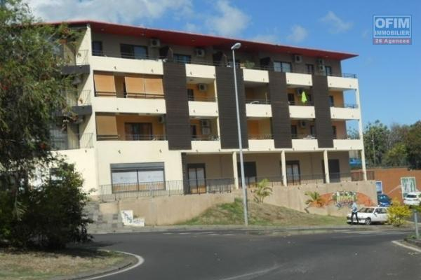 A louer ce bel appartement F3 sur la résidence Moulin à Vent à Sainte Clotilde.