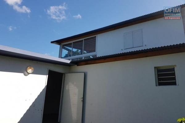 Maison F5 de 75,31m2, jardin, garage, terrasse.