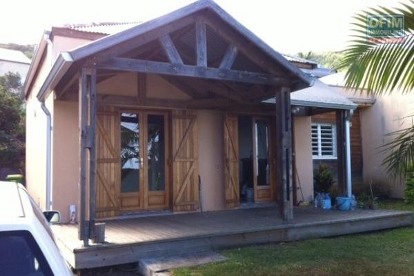 A louer maison F3 spacieuse à La Chaloupe St Leu