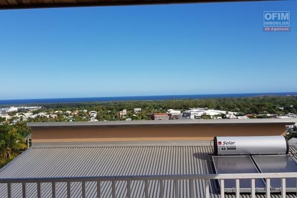 A Louer grande Villa appartement de type T4/5 avec une belle vue.