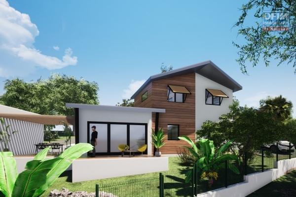 A vendre en défiscalisation une nouvelle résidence composée de villas de standing à la possession