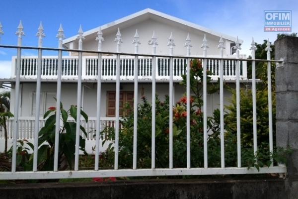 à louer villa F5 duplex sur Sainte Marie de 124 m2