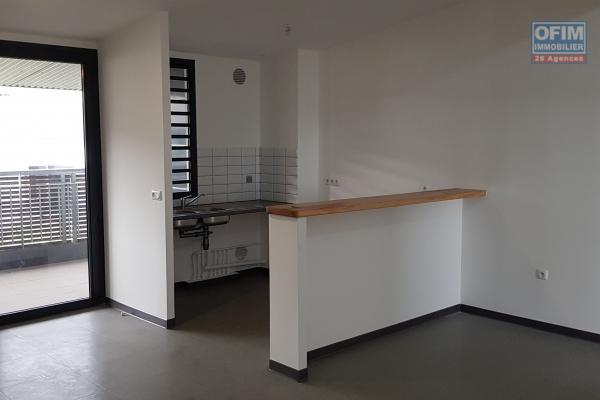 Appt. F5 de 119 m2, terrasse 7 m2