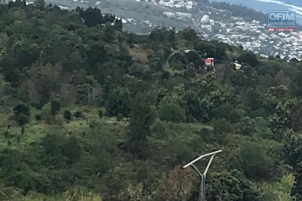 Maison F3 de 57m2, terrain 308m2, vue montagne et proche mer