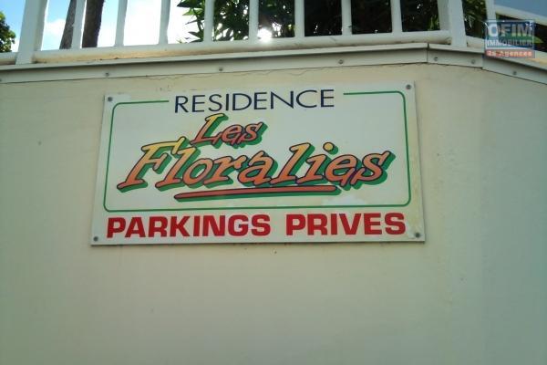 A louer Appartement F2 Proche Plage de St Gilles les Bains, Boucan Canot