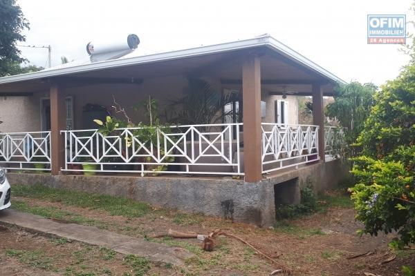 A louer villa F5  Saint Paul ( Fleurimont )