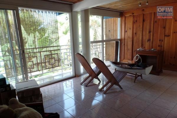 Villa jumelé  type F3 petite vue mer  8 minutes de saint pierre