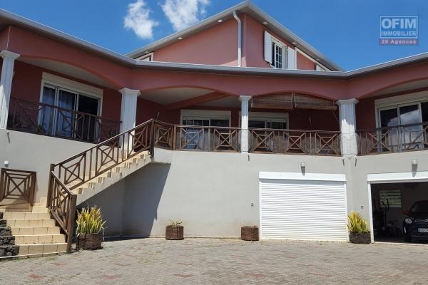 a vendre villa f3 sur terrain env 800m2 crève coeur st paul