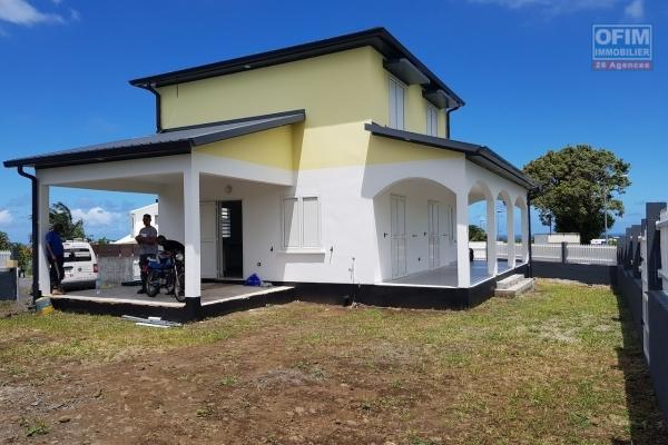 A louer Villa 4 chambres à chemin ceinture Saint Benoit