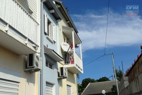 Appartement de type T2 de 45,65m2 avec varangue et jardin