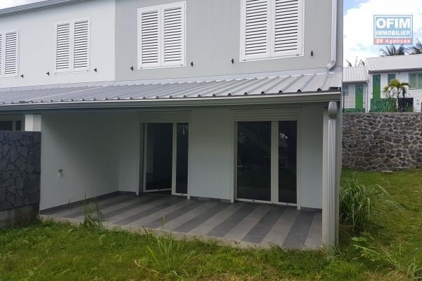 A LOUER Villa F4 à RAVINE DES CABRIS