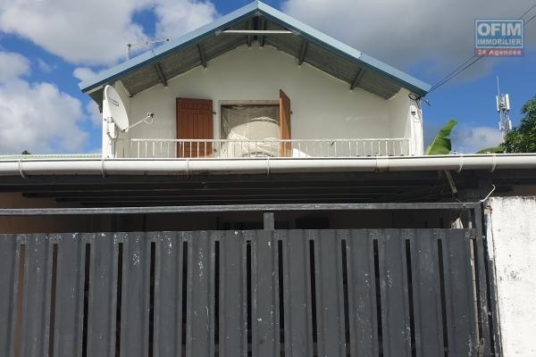A VENDRE// Maison à étage au charme créole de type F5 de 100m2 sur Sainte -Anne à 160 500 euros!