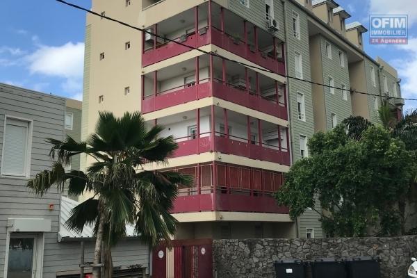 Appartement T2 de 45,65 m2, terrasse, vue mer
