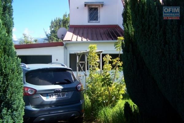 A LOUER villa F4 résidence
