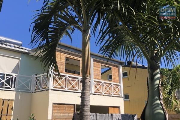 a vendre villa f4 avec vue mer dégagée situé à bois nèfles st Paul