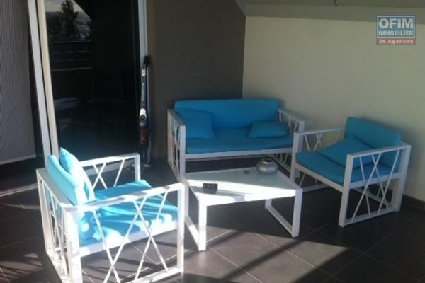A Louer très bel appartement F3 à La Saline les bains (plage de trou d'eau / trois bassins)