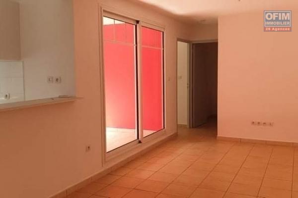 A Louer Appt T4 dans une résidence sécurisée au centre ville de L'Etang salé les Hauts FRAIS D AGENCE OFFERT