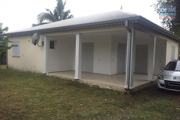 à louer charmante villa f5 sur Saint André avec garage fermé