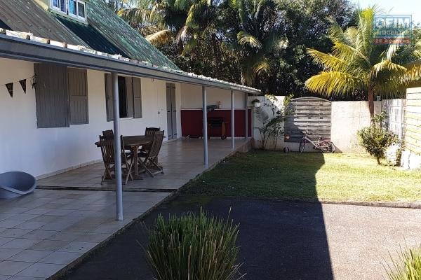 Villa F4 de120 m2, terrain 386 m2, piscinable