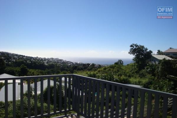 A louer maison T4 avec belle vue mer à La Montagne