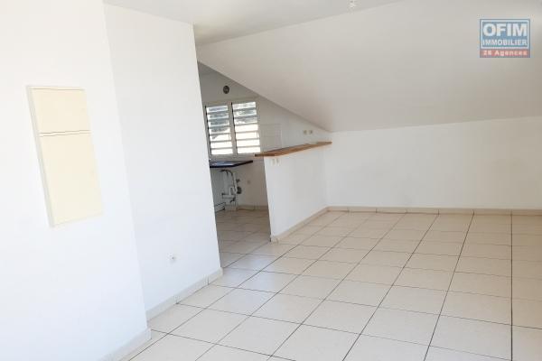 Appartement de type T2 avec Jardin privatif