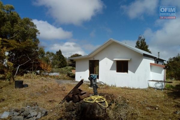 Maison neuve 4 pièces  à la Plaine des Cafres