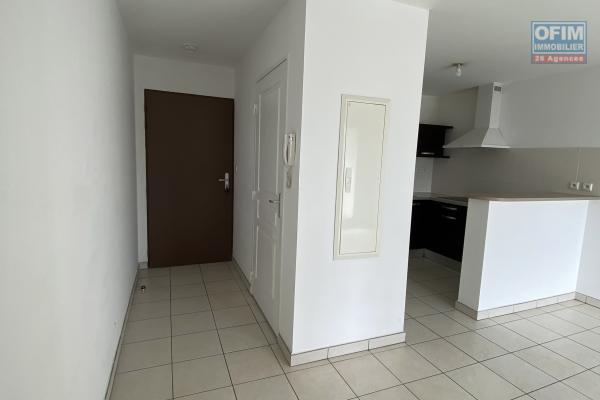 A vendre un joli appartement type T2 en ville de Saint Denis dans la résidence Le Flamboyant