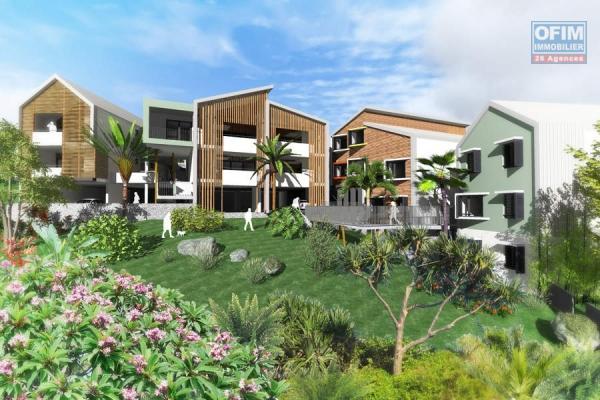 Appartements neufs T3 de standing à 200 mètres des plages.