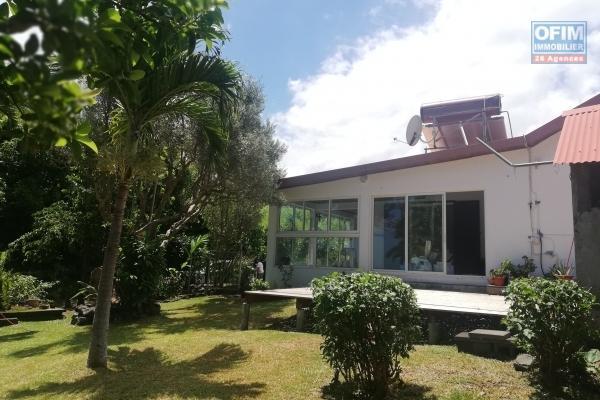 Maison F4 de 115m2, jardin, calme