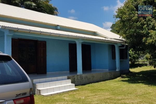 Opportunité d'une charmante maison à Sainte-Anne, dans un endroit au calme et agréable à vivre.