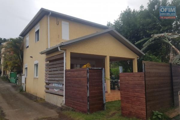 A LOUER villa F3/4 à ENTRE DEUX