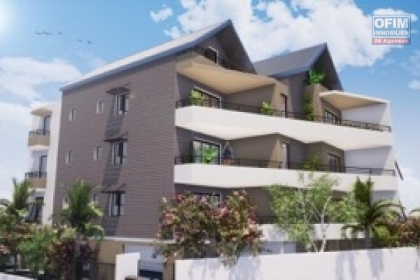 A Vendre en Défisc., splendide appt. neuf F5 Duplex dans rés. de 6 logements. Du F3 au F5 à ST PAUL CENTRE