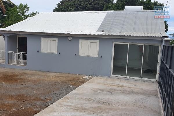 Charmante petite villa F3 en fin de renovation