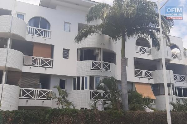 A LOUER// Appartement de type F2 de 48,07m2 sur l 'Hermitage Les Bains à 5 mn de la plage à 760,00 euros!