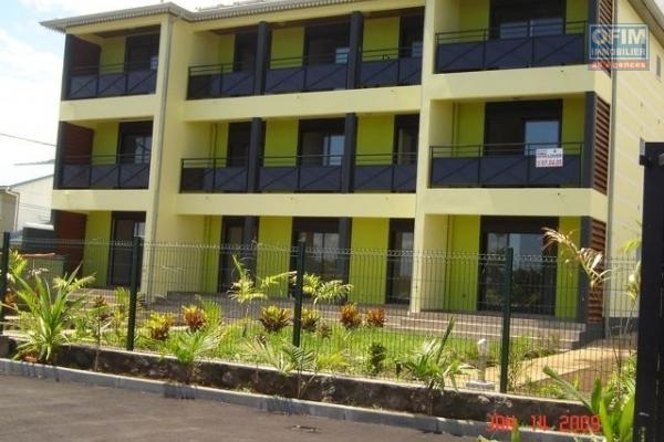 A Louer appartement F2  sur la résidence INDRASANJIV DOMENJOD à Sainte Clotilde.