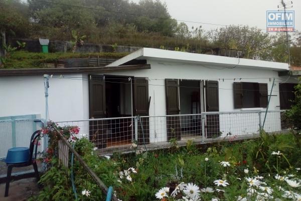 Maison 5 pièces de 70 m2 avec vue mer au Cap Camélia